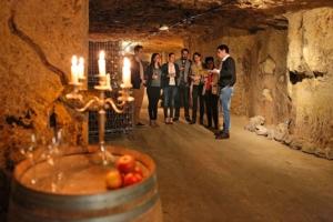 Loirevalley à la carte-visite cave et degustation vin en Loire Valley