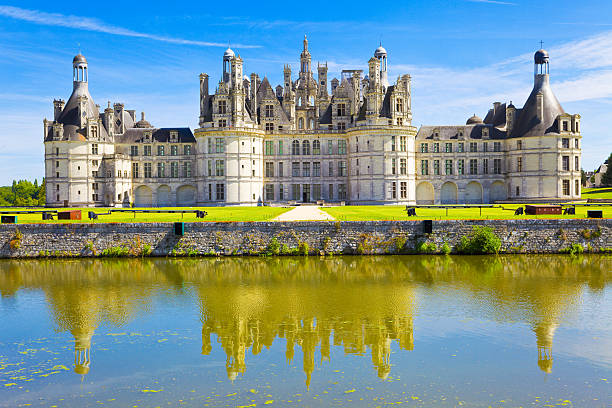 Loire Valley-Chateau de Chambord-Loirevalley
