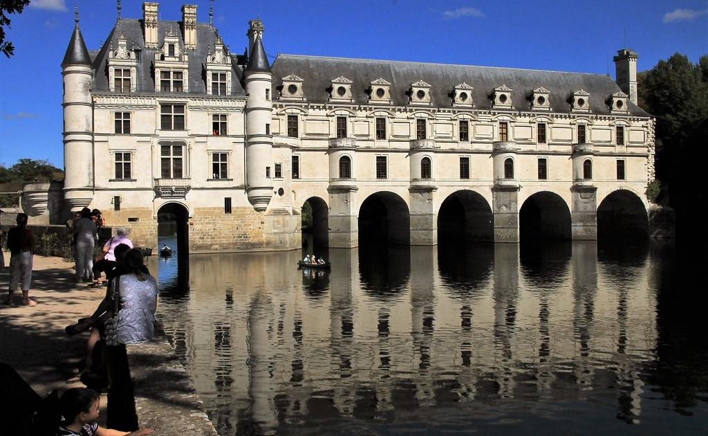 Loire Valley-Chateau de Chenonceau-Loire Valley